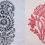 Textile Printing Definition | Feature of Textile Printing | Alternative process of printing | Difference between Dyeing and Printing | Process flowchart of printing | Different styles or techniques of printing| textile study center | textilestudycenter.com
