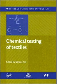 Chemical Testing of Textile ebook free download | textile study center | textilestudycenter.com