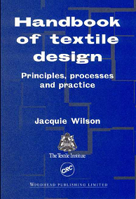 Handbook of Textile Design ebook free download | Handbook of Textile Design pdf free download | Textile Study Center | textilestudycenter.com