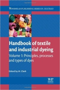 Handbook of Textile and Industrial Dyeing Vol 1 free download | textile study center | textilestudycenter.com
