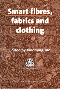 Smart fibres fabrics and clothing Edited by Xiaoming Tao ebook free downlaod | textile study center | textilestudycenter.com