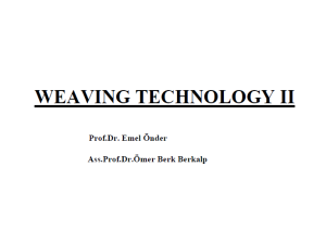 Weaving Technology 2 ebook free dowload | textile study center | textilestudycenter.com
