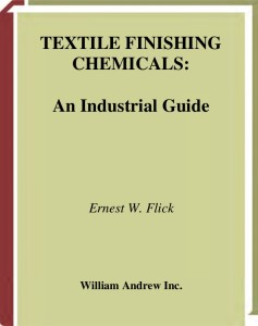 Textile Finishing Chemicals- an industrial guide free download