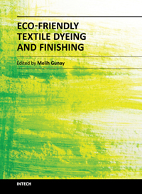 Eco-Friendly Textile Dyeing and Finishing Edited by Melih Günay