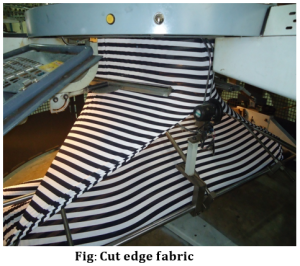 Cut edge fabric | Selvedge Fabric | Feeder | Cylinder and Dial needle | Needle bed or needle carrier | Knitted Stitch | Parts of a knitting loop | Course and wale in machine | Course and wales | Types of Knitting | Fabric forming process | Knitting terms and definition | textile study center | textilestudycenter.com