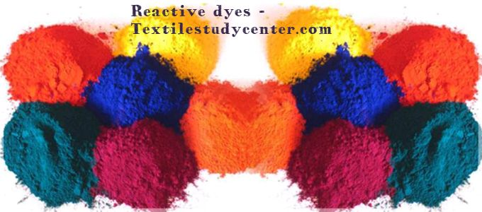 Reactive dye || Reactive dye features || Reactive dye classification