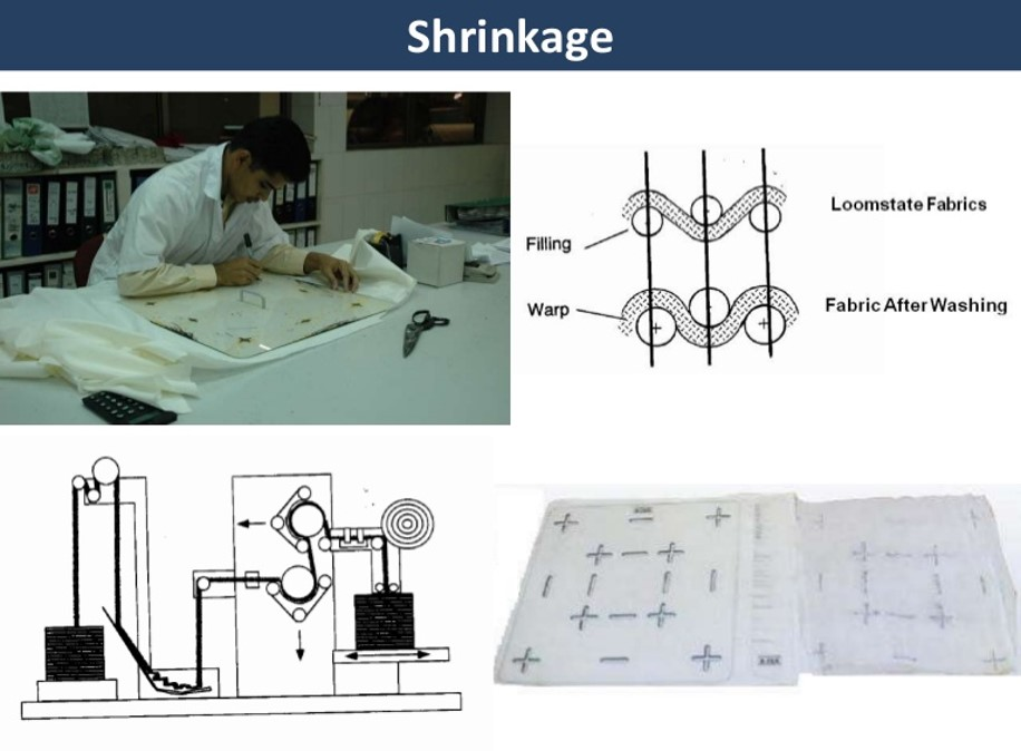 Fabric Shrinkage Test | Types Of Shrinkage | Causes And  Influencing Factors Of Shrinkage