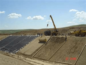 Geotextile | Forms of Geotextiles | Production of Woven Geotextiles | Application Areas of Geotextiles