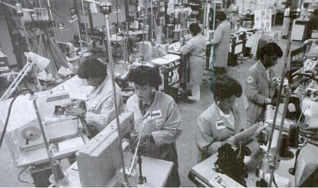 Modular Production System | Cellular Garment Manufacturing | Toyota Sewing System
