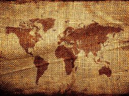 geographical distribution of jute