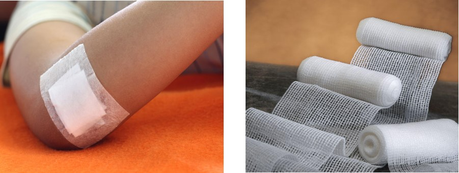Application of Medical Textiles | Non-Implantable Medical Textiles