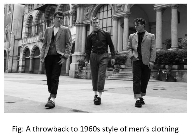 The Revolution of Gentlemen's Clothing: From 1900 to Present Scenario | History of Clothing | Textile Study Center | textilestudycenter.com