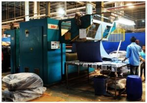 Textile Finishing | Compactor Machine in Textile
