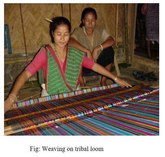 The Glory of Hill Tracts: Tribal Textiles