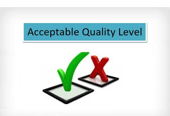 Quality Control | AQL (Acceptance Quality Level)